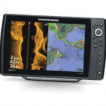 Эхолот Humminbird HELIX 12X CHIRP SI GPS заказать